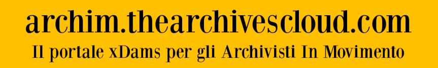 'The Archives Cloud' per gli Archivisti in Movimento: il primo fondo online è l'Archivio ProgettoBorca